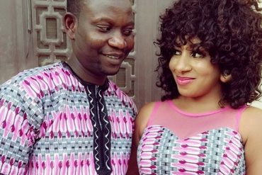 Beautiful Photos Of Mide Martins And Her Husband Afeez Abiodun Owo