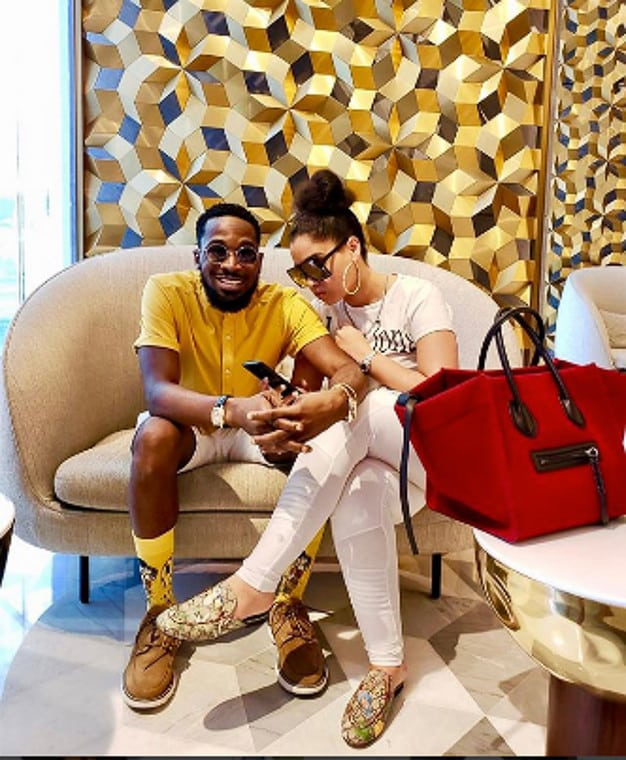 Dbanj Welcomes Baby