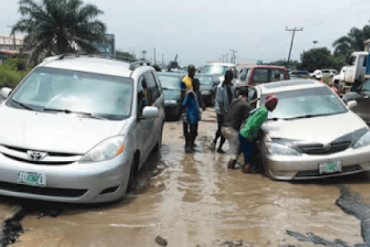 Lagos ⁠— A Mega City With Bad Roads That Lead To Hell