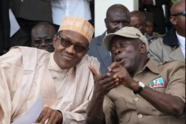 Buhari To Create Jobs For Nigerians: Oshiomhole