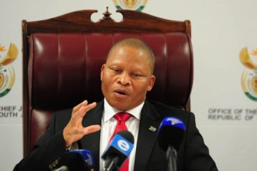South Africans Are Not Xenophobic, They Are Hungry – Chief Justice Mogoeng Mogoeng
