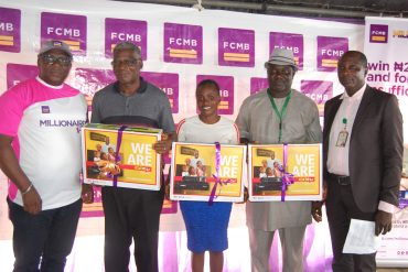 "FCMB Excites More Customers with Cash, Gifts at the ""Millionaire Promo Season 6'' Third Draws"