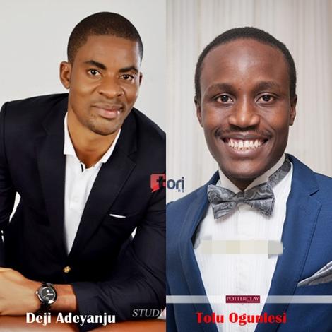 Deji adeyanji and Tolu Ogunlesi