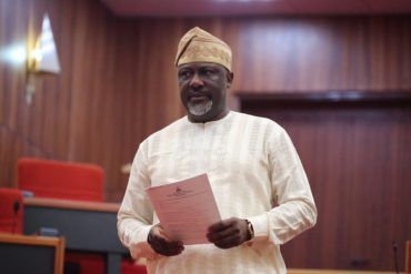 Only Compound Fools And People With Degrees In Stupidity Will Leave PDP For APC: Dino Melaye
