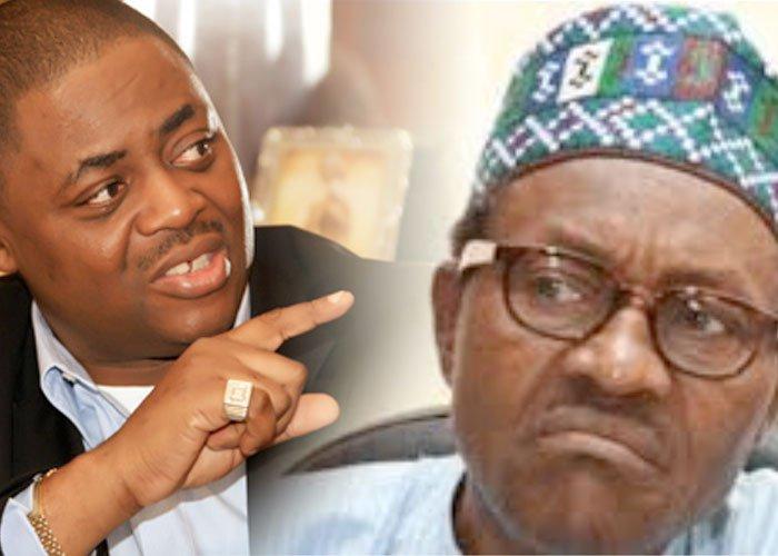 Fani Kayode and President Buhari