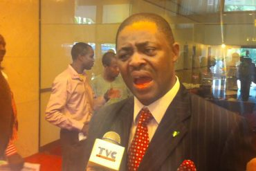Pastor Wilson: Pastors Are Not Meant To Put Their Tongues In Certain Places ⁠— Fani Kayode