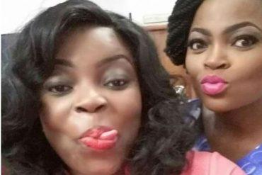 Funke Akindele and NeeCeeBosslady