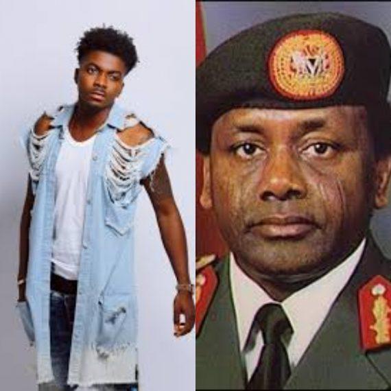 Skibii and Late Abacha
