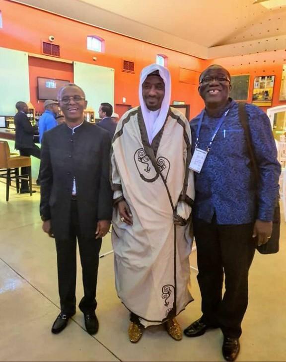 El Rufai, Sanusi and Fayemi