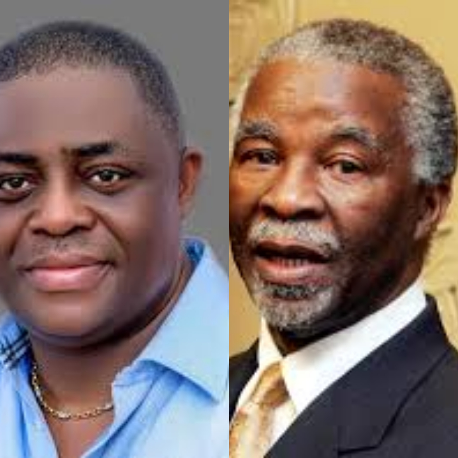 IMG 20190909 094700 - You Are Nothing But Filth – Fani-Kayode Blasts Former South African President, Thabo Mbeki
