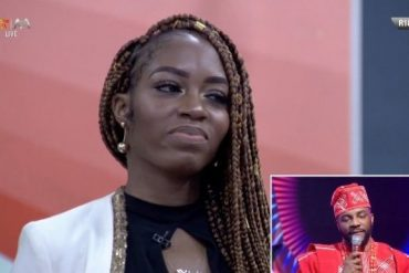 Khafi Evicted From BBNaija Show (Video)