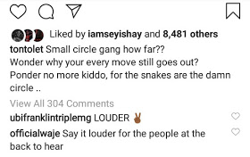 IMG 20190921 151733 943 - Keeping A Small Circle Of Friends Doesnt Mean You Are Safe: Tonto Dikeh