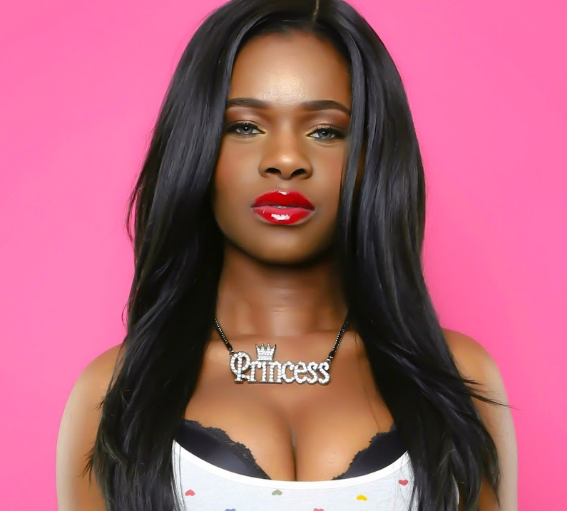 Controversial rapper, Princess Vitarah