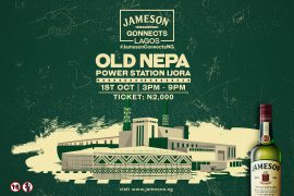 Jameson Connects Nigeria Again On Independence Day
