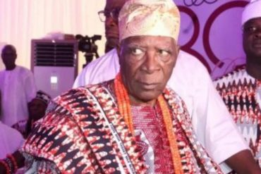 Popular OAP, Toolz Loses Father, Oba Oba Abiodun Oniru