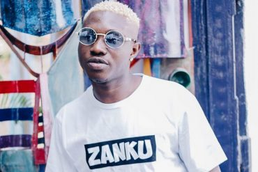 Zlatan Ibile Spotted Playing Street Football With His Fans (Video)