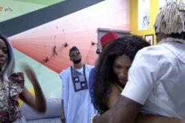 Mery in tears as Ike leaves BBNaija house