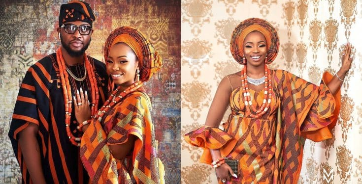 "More photos of Bambam and TeddyA at their wedding engagement - ""My Dad Is The Happiest Man In The World"" – BamBam Reveals As She Shares New Photos"
