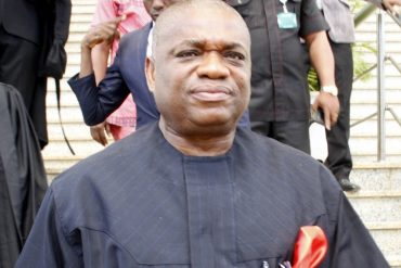 Orji Uzor Kalu To Receive Full Salaries, Allowances In Prison: Senate