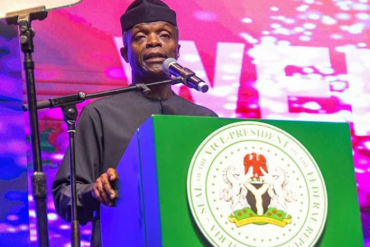 FG Can't Provide Adequate Healthcare Services For 200 Million Nigerians: Osinbajo Confesses