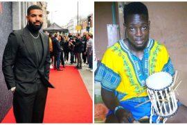 Drake and fan, David Jagun