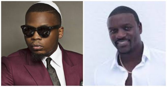 Olamide and Akon
