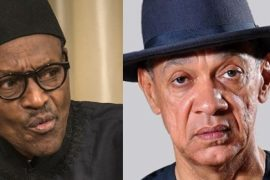 Buhari and Ben Bruce