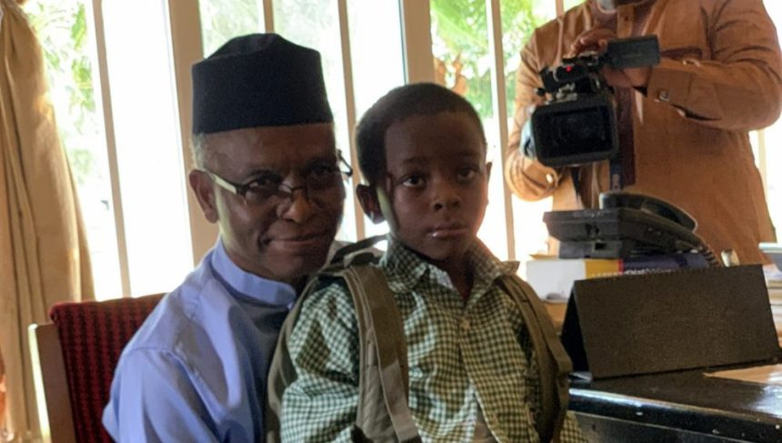 el-rufai and son