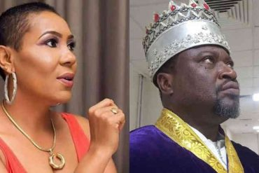 """May Your Children Beg Naked On The Street"" – Shan George Blasts Femi Branch (Video)"