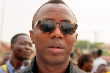 Breaking!!! DSS Finally Releases Sowore After 4 Months In Detention