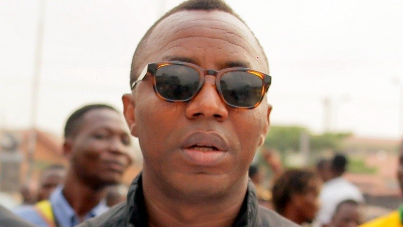 Sowore omoyele - Millions Of Nigerians Not Bothered About Sowore's Detention: Femi Adesina