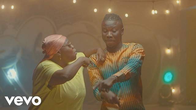 Stonebwoy and Teni