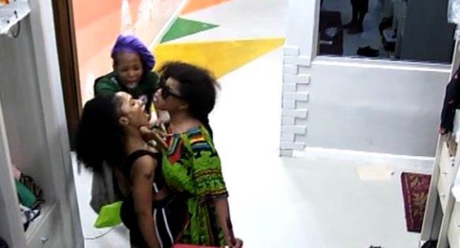 Cindy, Tacha and Mercy