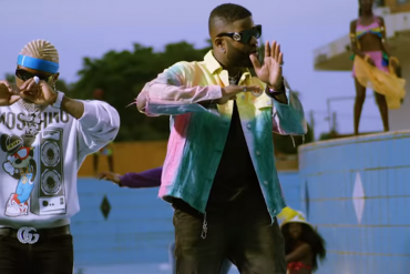 Skales, Harmonize Share Love In New Single, 'Oyoyo' (Video)