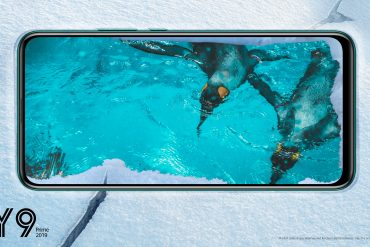 A Stunning New Display And A Pop-up Camera, Two Of The Coolest Features Of The New Huawei Y9 Prime 2019