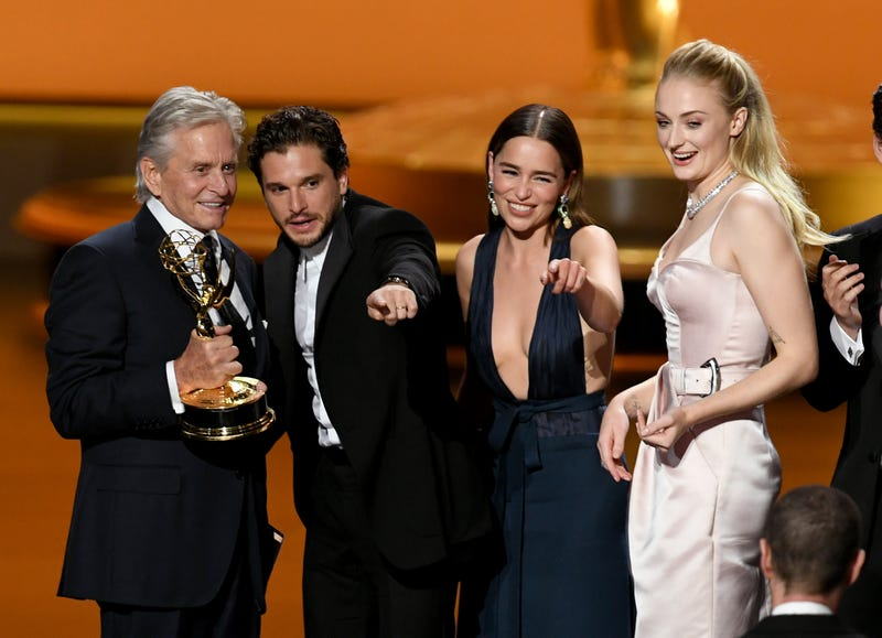 Winners at Emmy Award 2019