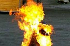 Woman sets sef ablaze in Zamfara