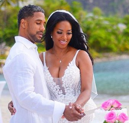48 Hours After Calling Him Love Of Her Life, Kenya Moore Splits From Husband