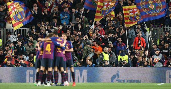 Barcelona And Atletico Draw In Top Of La Liga Clash