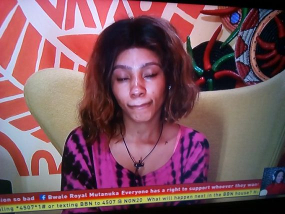 BBNaija Housemate, Mercy