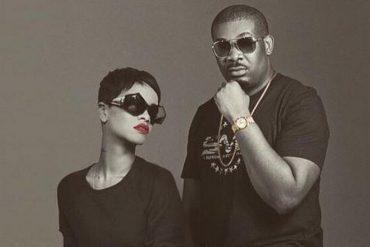 Don Jazzy Rihanna