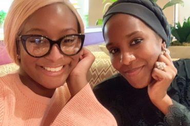 Dangote, Otedola's Daughter Have Sunday Lunch Together
