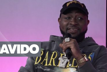Davido Shares 'Hardest Part' Involved In Music Production
