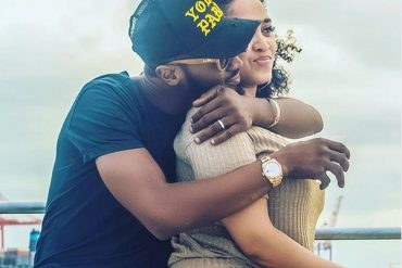 D'banj Welcomes Baby Boy With Wife In US