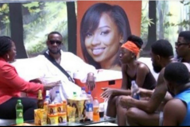 BBNaija: Funke Akindele Invites Diane For A Role In Jenifa's Diary(VIDEO)