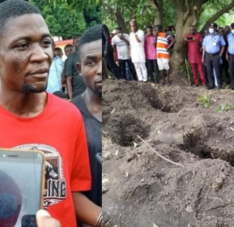 I Kill For Money And My Target Was To Kill 20 People — Suspect Arrested Over Mass Grave In Benue