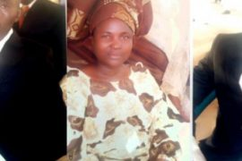 The suspect, Mr. Ojo Daniyan, and late wife