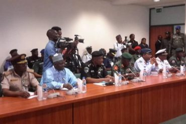 After Gbajabiamila's Threat, Service Chiefs Attend Meeting With Reps Leadership