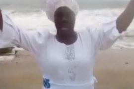 Nollywood actress, Iya Rainbow