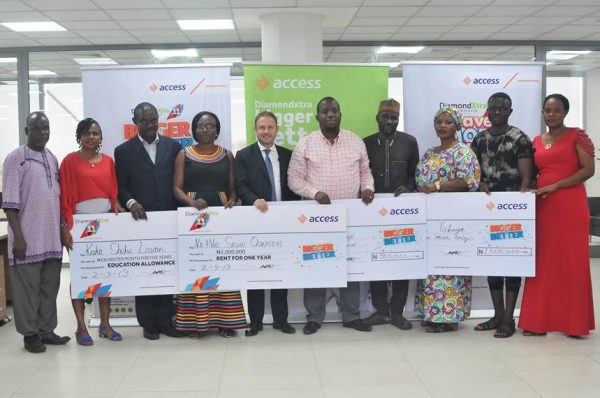 image002 600x398 - Access Bank: Trader, 1,015 others win big in DiamondXtra Season 11